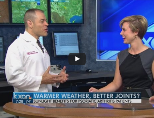 Psoriatic Arthritis and Warm Weather
