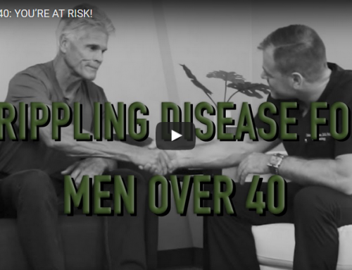 Crippling Disease for Men Over 40