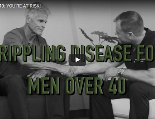 Crippling Disease for Men Over 40
