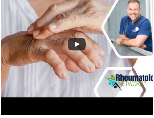 Rheumatology Network Interview – Talking Gout and Myths with Dr. Christopher Parker